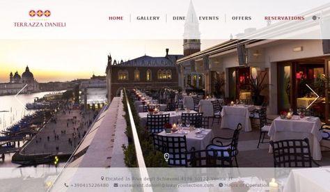 ミラノ ベネチア旅 07 世界中のお金持ちが集合 Restaurant