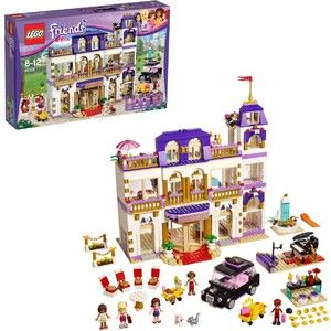 Gezien Op Beslist Be Lego Friends Heartlake Hotel 41101 Lego Friends Grand Hotel Lego