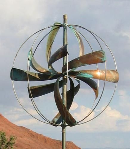 17 Best Images About Wind Art On Pinterest | Gardens, Garden Wind Spinners  And Copper
