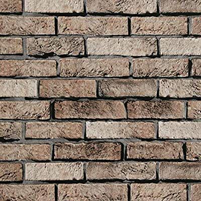 17 7 X118 Brick Wallpaper Peel And Stick Wallpaper Self Adhesive 3d Brick Wallpaper Roll Rem Brick Wallpaper Brick Wallpaper Peel And Stick 3d Brick Wallpaper