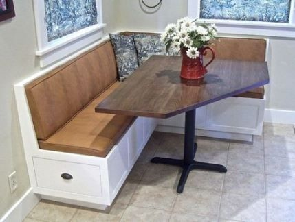 Kitchen Corner Booth Diy Dining Rooms 29 Ideas For 2019 Kitchen