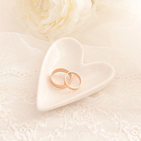 Podstawka Na Obraczki Porcelanowe Serce Stud Earrings Earrings Jewelry