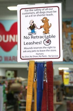 Injuries Behavioral Problems Linked To Retractable Leashes