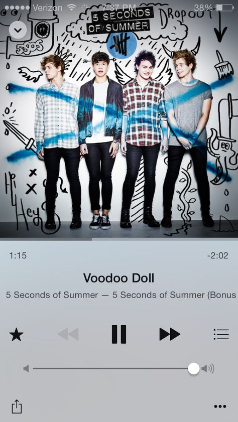 5 Seconds Of Summer Second Of Summer She Looks So