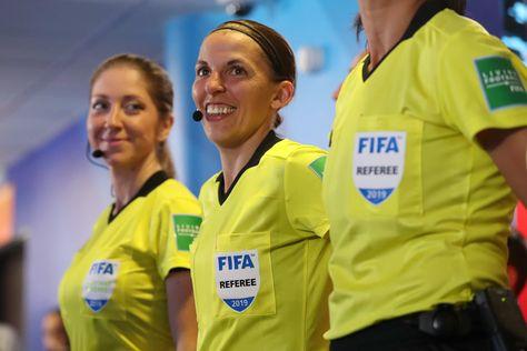 ¡Histórico! Una mujer dirigirá la Supercopa de Europa