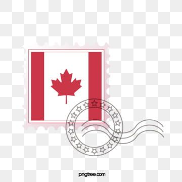 Square Decorated Canada Day Postmark Square Decoration Canada Day Png And Vector With Transparent Background For Free Download Canada Day Watercolor Flower Illustration Flower Illustration