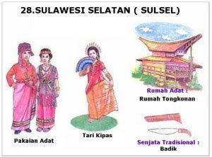 34 Provinsi Rumah Adat Pakaian Tarian Tradisional Senjata Tradisional Lagu Bahasa Suku Julukan Di Indonesia Pakaian Tari Tarian Senjata