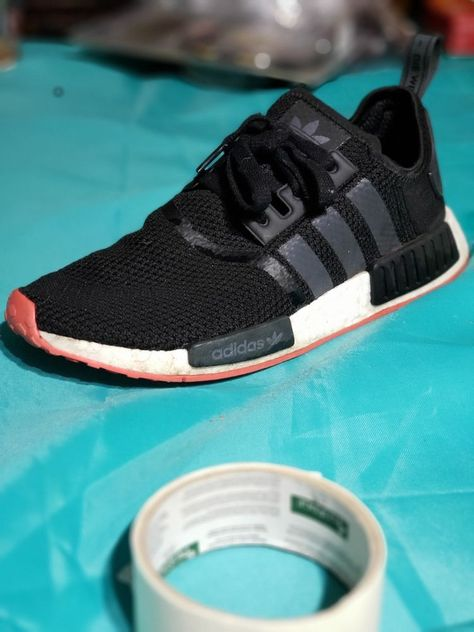 fc6f73ae1 ADIDAS NMD R1 PK PRIMEKNIT JAPAN BOOST BLACK white red S81847 11.5  fashion   clothing  shoes  accessories  mensshoes  athleticshoes (ebay link)