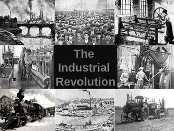 Industrial Revolution Powerpoint Industrial Revolution