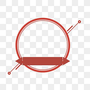 Red Circle And Border Made Up Of Lines And Rectangles Red Circle Line Png Transparent Clipart Image And Psd File For Free Download Circle Clipart Simple Poster Clip Art Borders