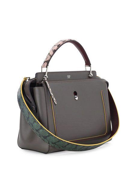 7197ed9a9f45 ... denmark michael kors grand medium shoulder bag cashew leather womens  handbag nwt dotcom medium snakeskin trim