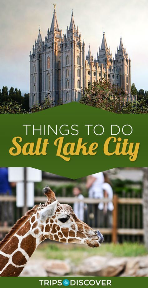 10 Best Things To Do In Salt Lake City Utah Utah Vacation Park City Utah Salt Lake City
