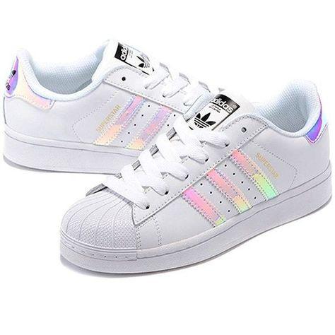 adidas Originals Women's Superstar W Fashion Sneaker (€195