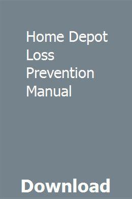 Home Depot Loss Prevention Manual Pdf Download Full Online Jaguar S Type Installation Manual Repair Manuals