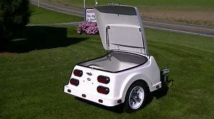 Image Result For Small Fiberglass Enclosed Trailer Motorcycle