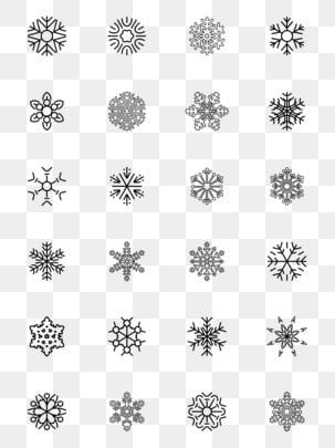 Snowflake Icon Pattern Shape Line Drawing Black Minimalist Modern Snowflake Icon Pattern Png And Vector With Transparent Background For Free Download In 2021 Line Drawing Snowflake Clipart Christmas Drawing