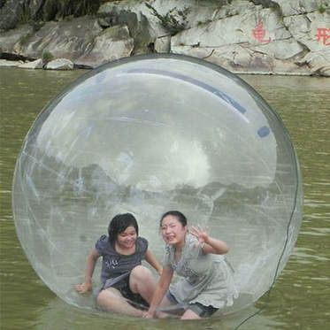 Buy Human Hamster Ball At Very Low Price That Make You Water