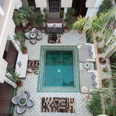 Plan Maison Arabe Traditionnelle Maison