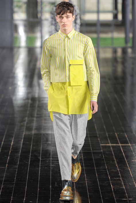 John Galliano Spring 2014 Menswear Collection Photos - Vogue