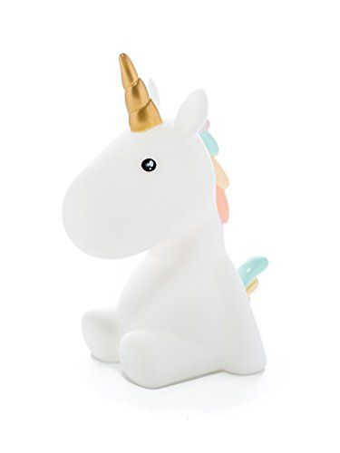 Unicorn Soft Rainbow Night Light Led Light Soft Colors Fairytales Magical Children Night Lamp Baby Nurs Night Light Kids Rainbow Night Light Unicorn Lamp