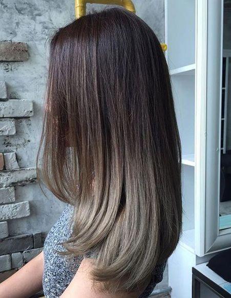 Hair Color Ideas For Straight Medium Hairstyles 2018 Haircare Haircuts Straight Hair Straight Hairstyles Medium Hair Color Balayage