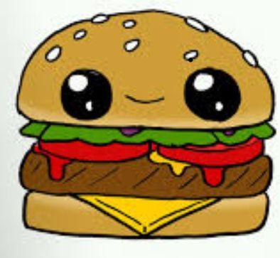 Hamburger Kawaii Dessin Kawaii Dessin Hamburger Dessin Kawaii Fille Dessin Hamburger Dessin Kawaii Hamburger Kawaii