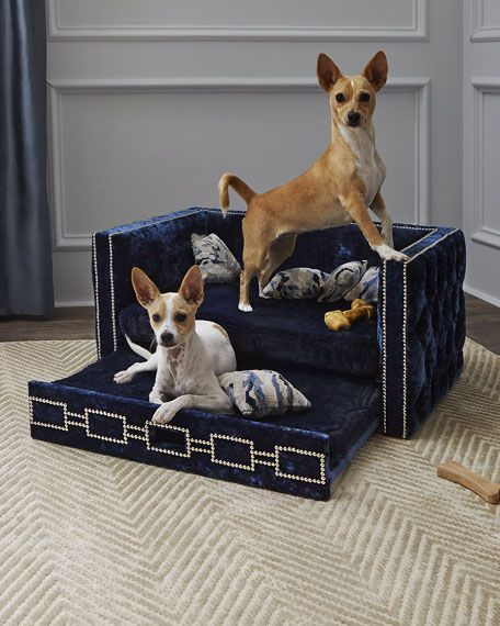 Haute House Kailey Trundle Pet Bed In 2020 Pet Bed Haute House Pets