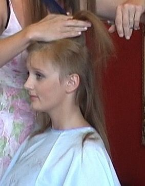 6e40ea57d633b44ca5942516aa332ba0 In 2020 Girls Barbershop Forced Haircut Punishment Haircut