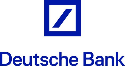 Deutsche Bank Banks Logo Finance Logos