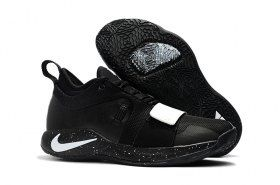 new arrival 175e4 91724 High Quality Nike Paul George PG 2. 5 Black White Men's ...