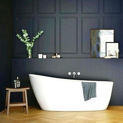 dark blue bathroom images top best ideas navy themed