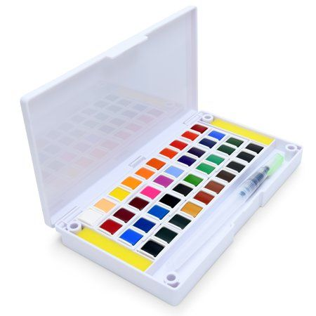 Arts Crafts Sewing Paint Set Watercolor Paint Set Watercolor