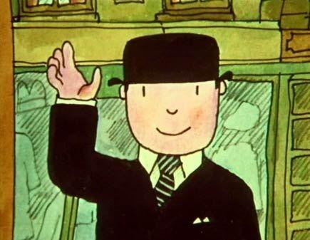 THE BEST kids TV program ever. Oh how I loved Mr. Ben!!