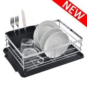 Top 10 Best Dish Racks In 2020 Reviews Utensil Organization Dish Rack Drying Dish Racks