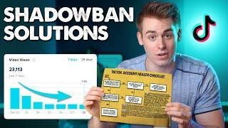 Tiktok Shadowban How To Remove A Shadowban And Diagnose Your Account How To Remove Content Strategy Accounting