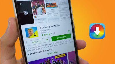 تحميل وتتبيت فورت نايت للاندرويد للاجهزة غير مدعومة من متجر Appvn رهيب Cool Websites Fortnite Tablet