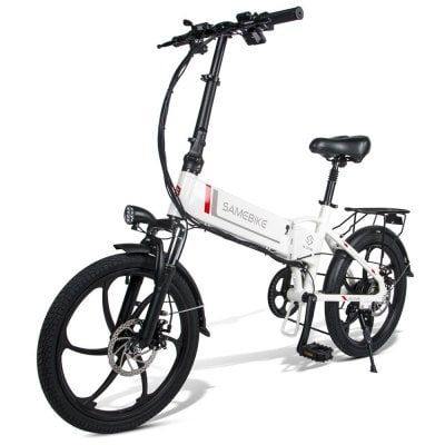 Awesome 629 99 Samebike 20lvxd30 Smart Folding Electric Moped Bike E Bike Electric Bikes 2 Moped Bike Electric Bicycle Electric Moped
