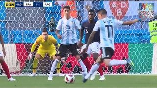 France Vs Argentina Fifa World Cup 2018 1st Round Of Highlights Dailymotion Fifa World Cup World Cup Fifa