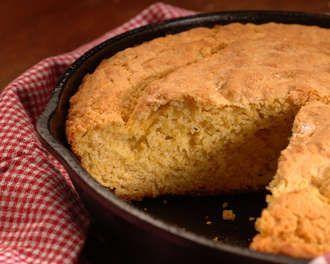 Cornbread Without Flour Or Sugar As Cornbread Should Be Corn Bread Recipe Recipes Cooking Recipes