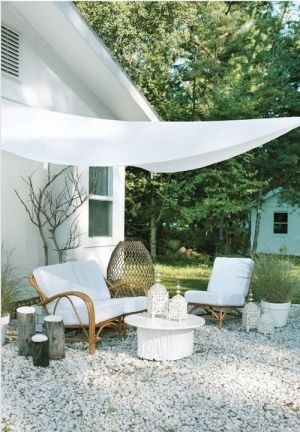 (outdoor canopy)