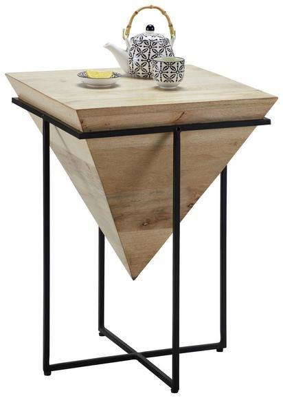 Beistelltisch Aus Mangoholz Massiv Woodworking Furniture Woodworking Wood Furniture