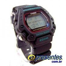 1f1eb22ad34 Relógio de Pulso Masculino Digital com Calculadora - Casio DBC 32D ...
