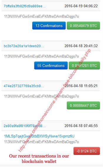 earn free bitcoins daily in internet