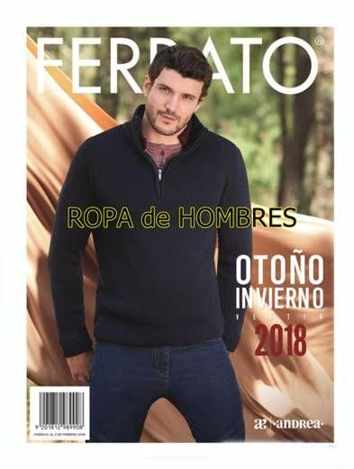 Ropa Ferrato 2019 Moda Hombre Invierno Catalogos De Ropa