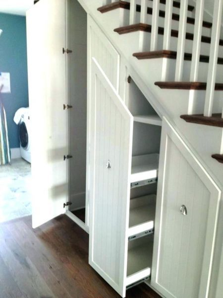 20 Awesome Closet Under Stair Ideas For Small Home Closet Under