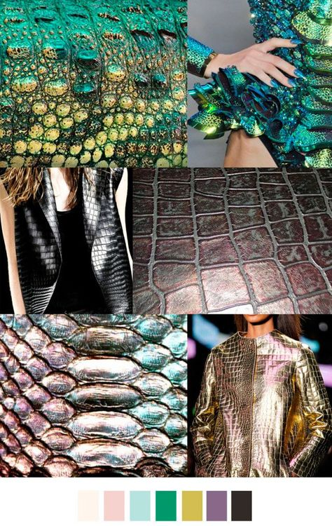 New ideas fashion trends spring 2017 mood boards
