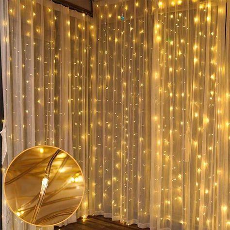 LED Curtain String Light – Stylish New Deals