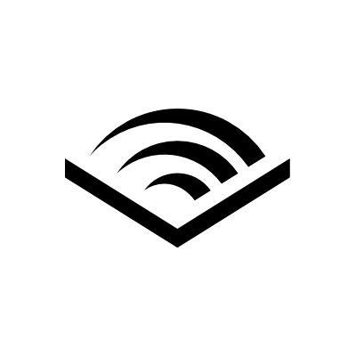 Black White Audible App Icon App Icon Black App Ios Icon