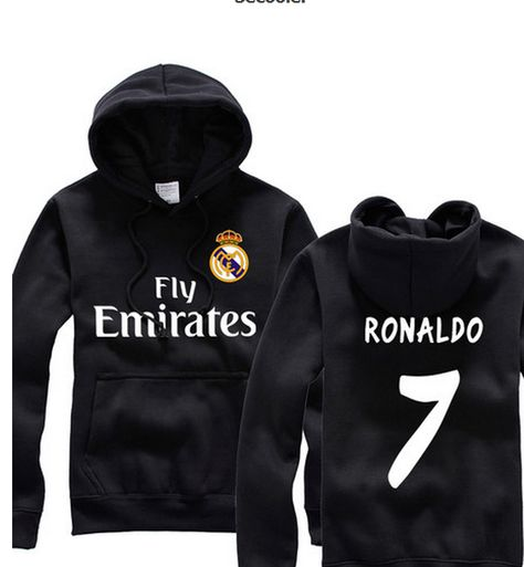 0b280514ba2 Real Madrid Cristiano Ronaldo hoodie sweater D
