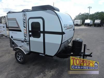 New 2018 Forest River Rv Rockwood Geo Pro 12rk Travel Trailer At